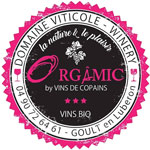 Orgamic Vins : domaine viticole du Luberon